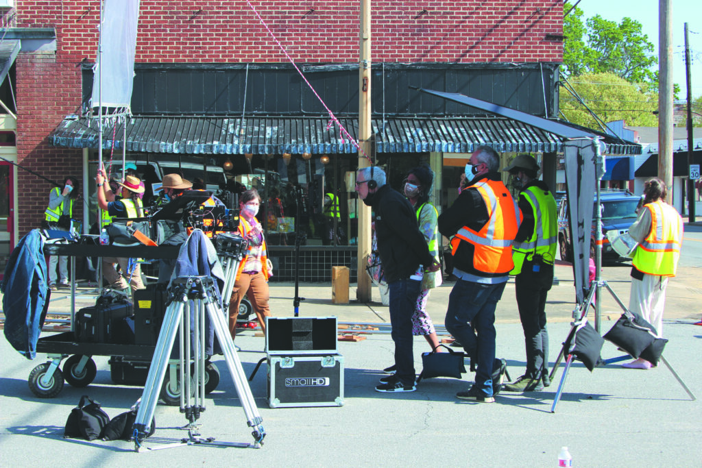 Hollywood movie cast and crew descend on Lonoke | The Arkansas Leader